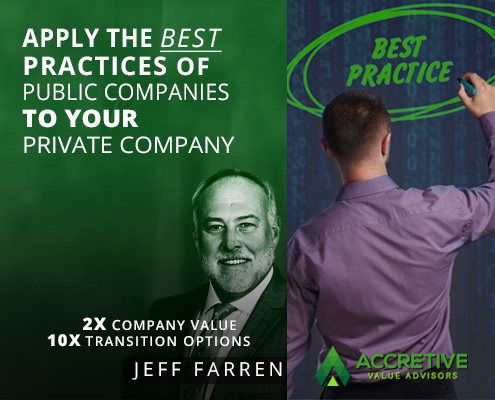 Apply the Best Practices of Public Companies to Your Private Company